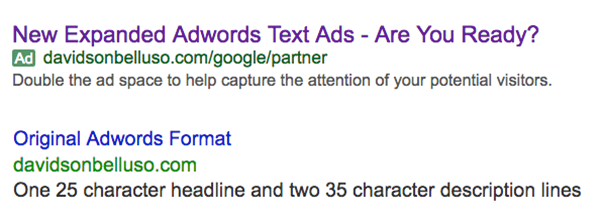 google_adwords_versions Top 5 Reasons Why Expanded Text Ads Revolutionize Online Advertising
