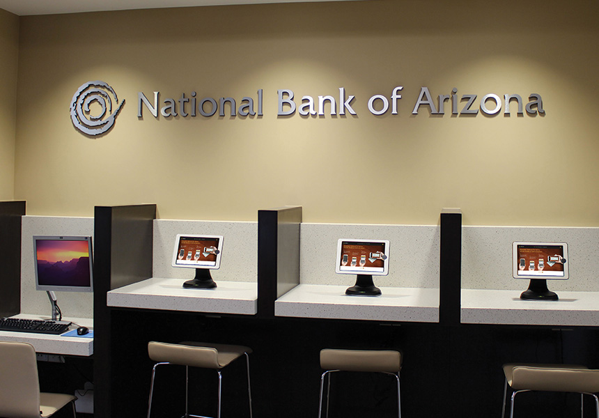 iPad-Website National Bank of Arizona