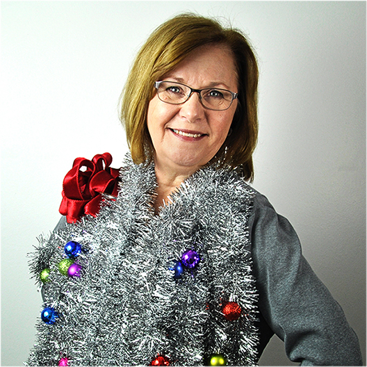 ChristineXmas Ugly Sweater Contest 2017