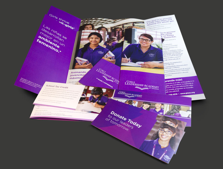 brochures_gla Girls Leadership Academy of Arizona