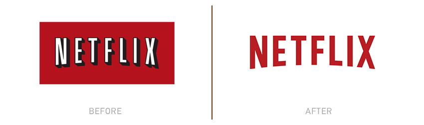 1-netflix Logo Evolution