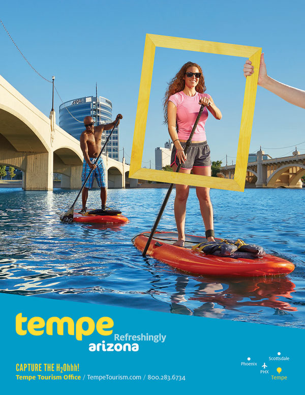 leisure_travel Tempe Tourism Office