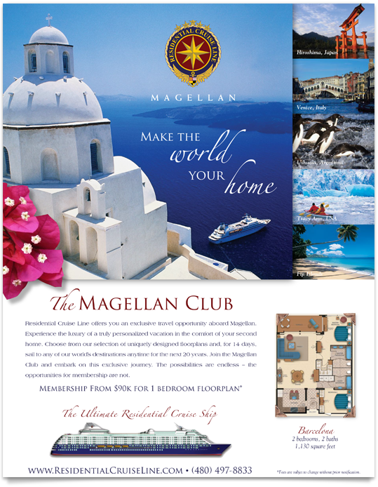 mag-club-book Magellan Residential Cruise Line
