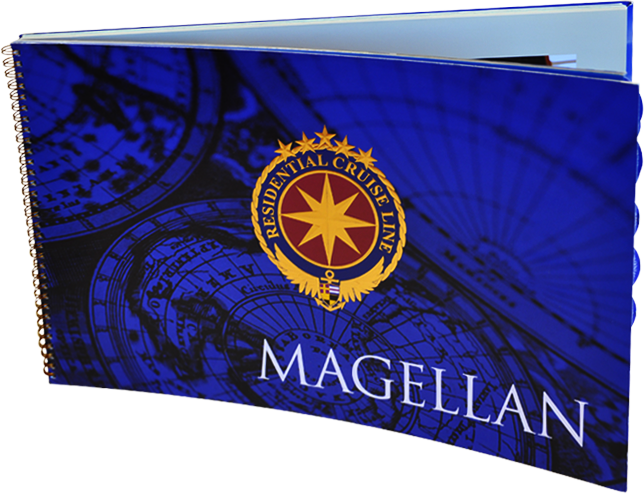 mag-travel-book1 Magellan Residential Cruise Line