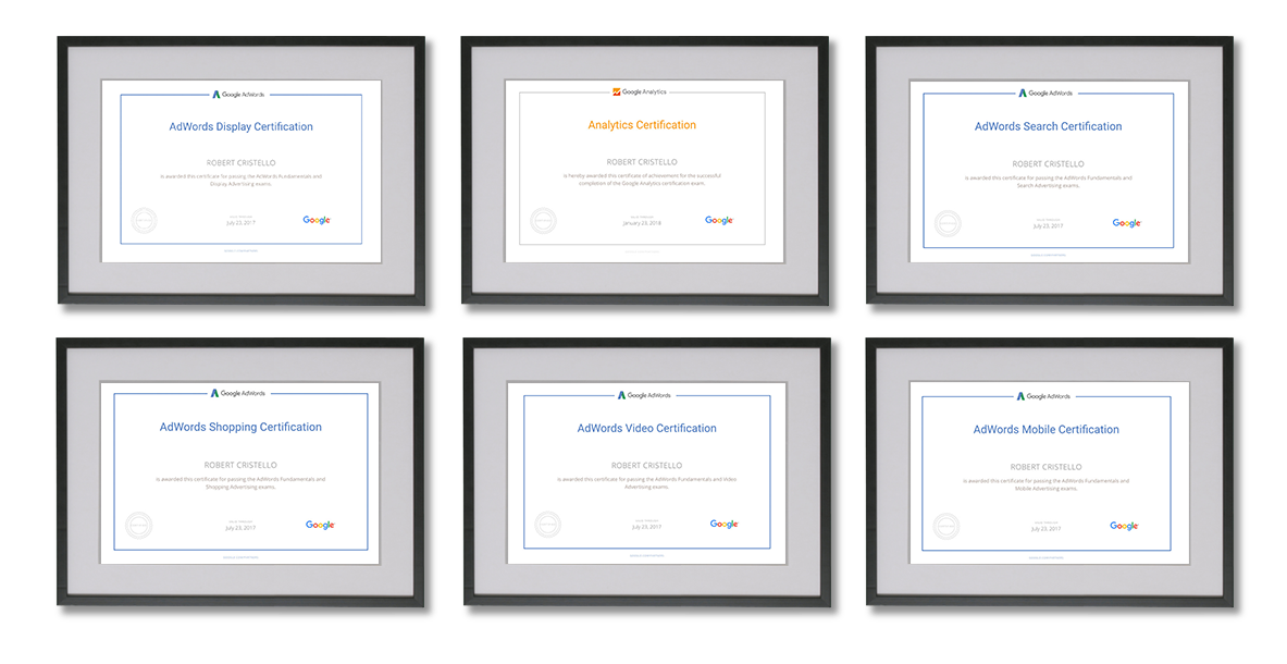 Google-Certificates Google Certifications: Why Are They Important?