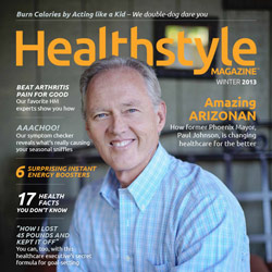 Davidson Belluso Selected For Production Of New Healthstyle Magazine