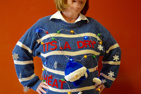 Ugly-Sweater-CK Agency Spotlight: Christine Korecki
