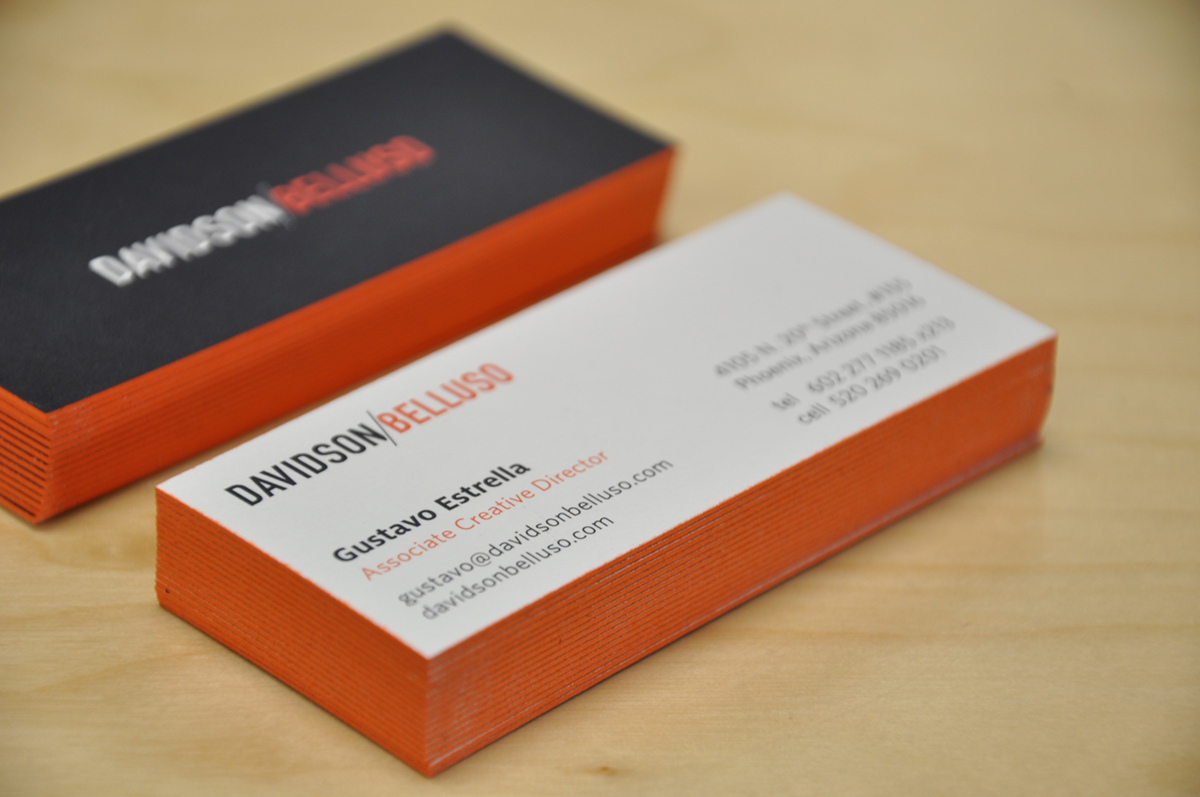 business-cards Our Rebranding Story: Behind the Scenes
