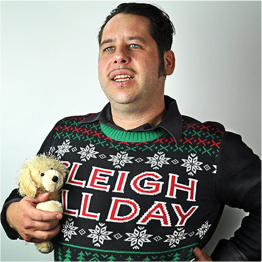 MicahXmas Ugly Sweater Contest 2017