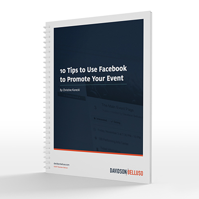 10 Tips To Use Facebook To Promote Your Event