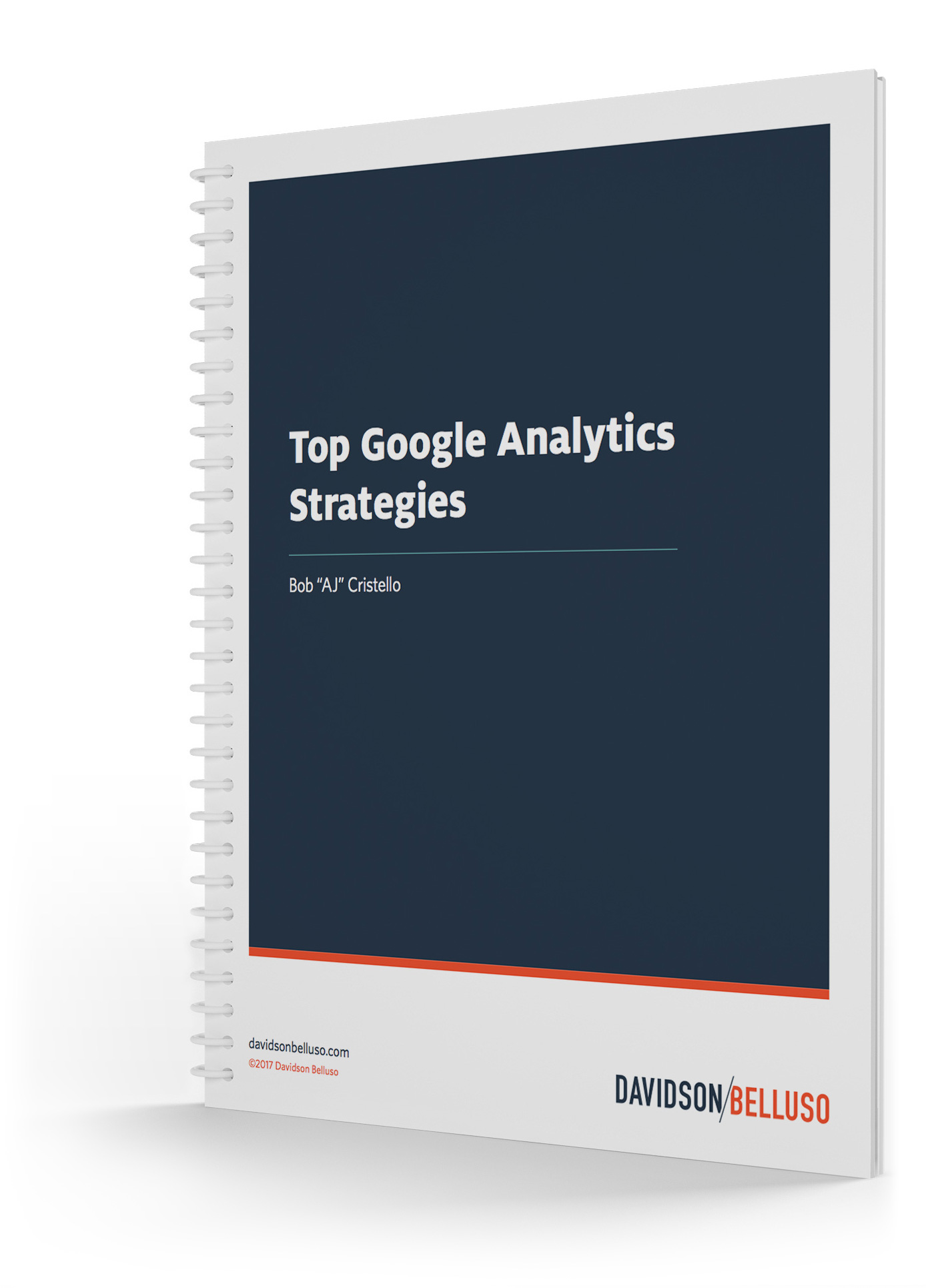 DAV-Whitepaper_1 Top Google Analytics Strategies
