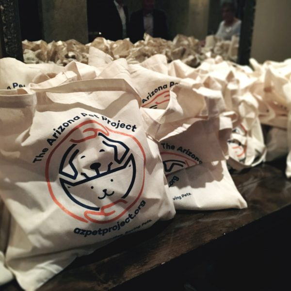 Tote-bags-600x600 The Arizona Pet Project: 2017 HERO Awards Event