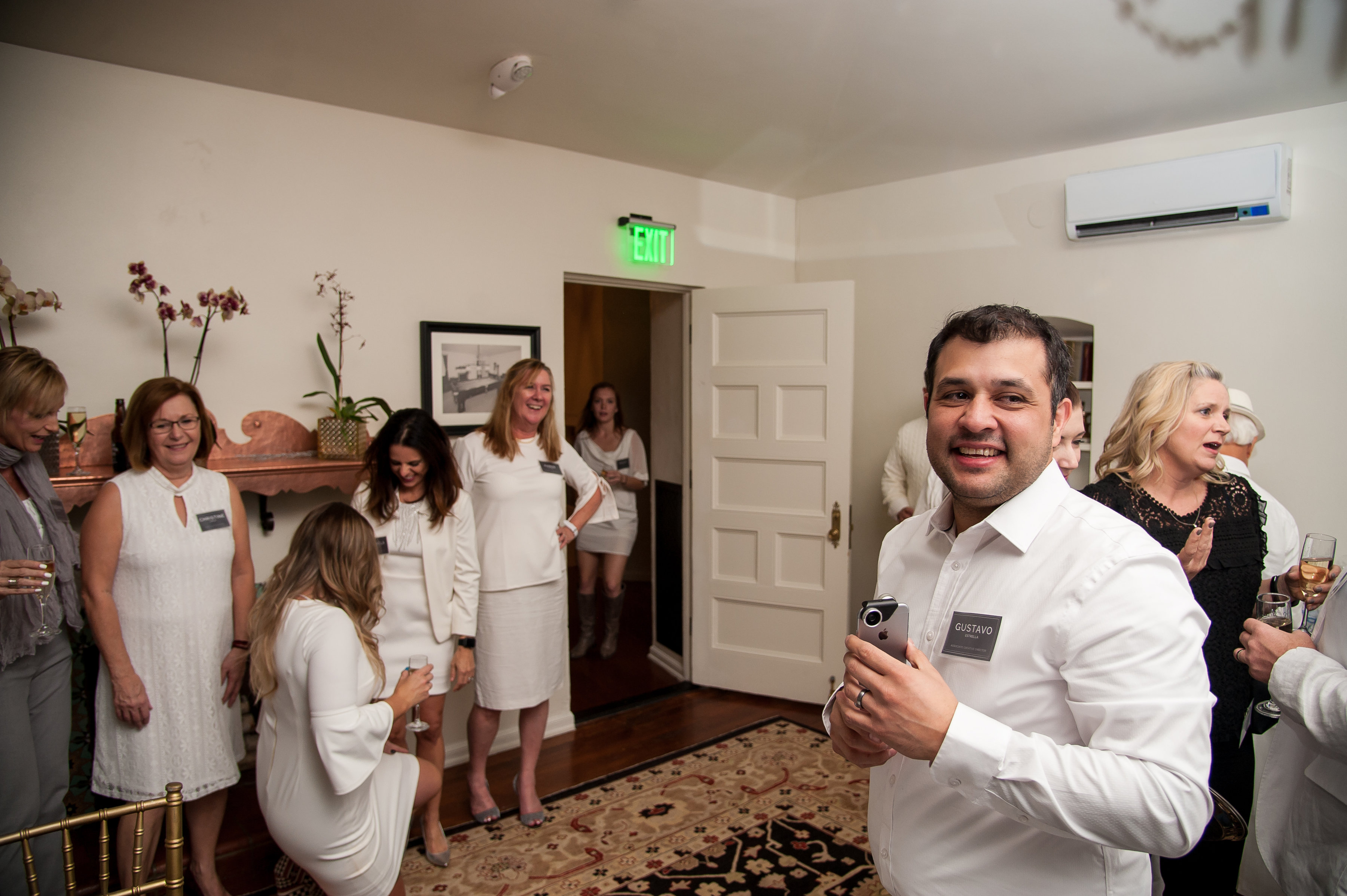 DSC_8179 White Space Party Puts 2017 Into Focus