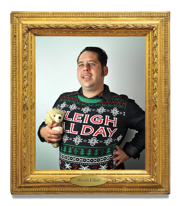 WINNER_Micah_Frame Ugly Sweater Contest 2017