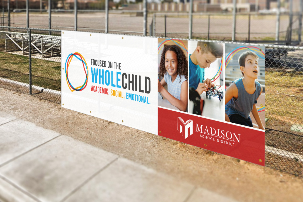 Fence-Banner Madison School District