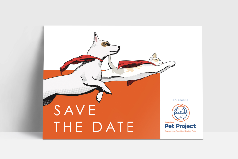 save-the-date The Arizona Pet Project